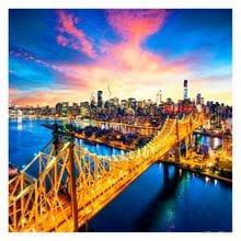 Пазл Pintoo, 1600 элементов - Мост Квинсборо. Манхэттен