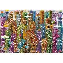 Пазл Clementoni, 2000 элементов - Mordillo: Городские джунгли