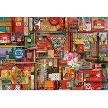 Пазл Cobble Hill, 2000 элементов - Арт-принадлежности