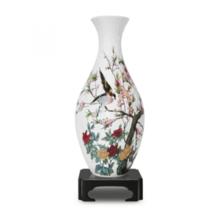 Пазл Pintoo, 160 элементов - Птицы и цветы