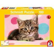 Пазл Schmidt, 100 элементов - Милый котенок