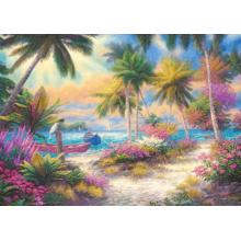 Пазл Castorland, 1000 элементов - Остров пальм