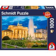Пазл Schmidt, 1000 элементов - Брандербургские ворота. Берлин
