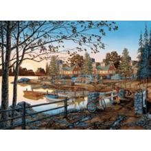 Пазл Cobble Hill, 1000 элементов - Сельская окраина