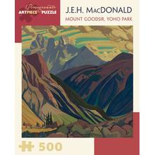 Пазл Pomegranate, 500 элементов - МакДональд: Гора Гудзир, Парк Йохо