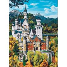 Пазл Cobble Hill, 1000 элементов - Бавария