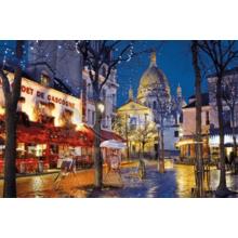 Пазл Clementoni, 1500 элементов - Париж. Осенний Монмартр