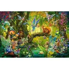 Пазл Schmidt, 200 элементов - Лесные феи