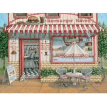 Пазл Cobble Hill, 500 элементов - Кафе Гамбургер