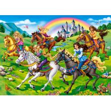 Пазл Castorland, 100 элементов - Принцесса