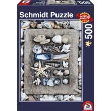 Пазл Schmidt, 500 элементов - Сокровища моря