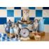 Пазл Schmidt, 500 элементов - Котята на кухне