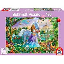 Пазл Schmidt, 150 элементов - Принцесса среди животных
