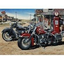 Пазл Cobble Hill, 1000 элементов - Мотоциклы