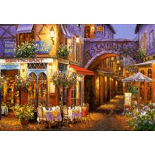 Пазл Castorland, 1000 элементов - Вечер в Провансе
