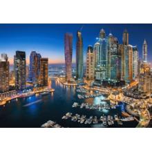 Пазл Castorland 1500 элементов - Небоскребы Дубая