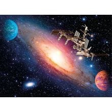Пазл Clementoni, 500 элементов - Космическая станция