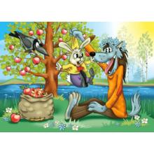 Пазл Castorland, 60 элементов - Мешок яблок