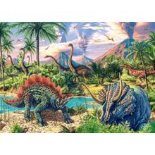 Пазл Castorland, 120 элементов - Динозавры