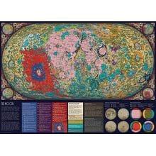 Пазл Cobble Hill, 1000 элементов - Лунная карта