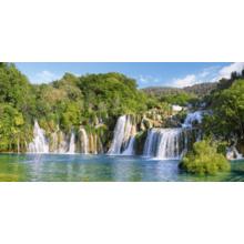 Пазл Castorland, 4000 элементов - Водопады Крка, Хорватия