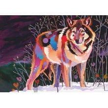 Пазл Heye, 1000 элементов - Ночной волк