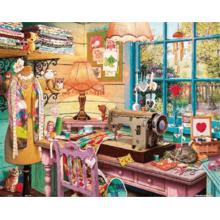 Пазл Pintoo, 500 элементов - Рид: Швейная мастерская