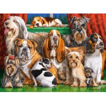 Пазл Castorland, 3000 элементов - Собаки