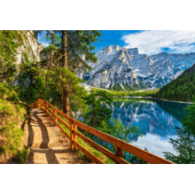 Пазл Castorland, 1000 элементов - Озеро Бэйли, Италия