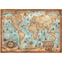 Пазл Heye, 3000 элементов - Карта историческая
