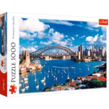 Пазл Trefl, 1000 элементов - Порт Джексон, Сидней