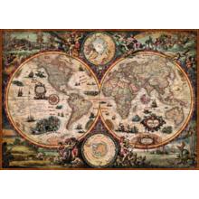 Пазл Heye, 2000 элементов - Историческая Карта
