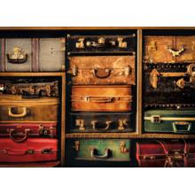 Пазл Clementoni, 1000 элементов - Коллекция чемоданов