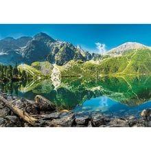 Пазл Trefl, 1500 элементов - Озеро Морское Око, Татры, Польша