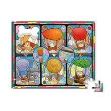 Пазл Pintoo, 80 элементов - Воздушные шары