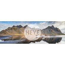 Пазл Heye, 1000 элементов - Лошади Исландии