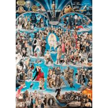 Пазл Schmidt, 3000 элементов - Ренато Касаро: Голливуд