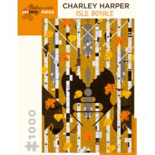 Пазл Pomegranate, 1000 элементов - Чарли Харпер: Национальный парк Айл-Рояль