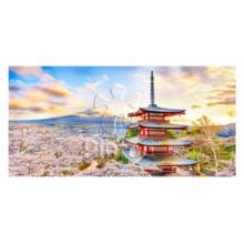 Пазл Pintoo, 800 элементов - Храм Фудзи. Япония