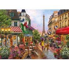 Пазл Clementoni, 1000 элементов - Париж в цветах