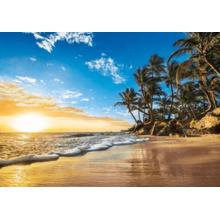 Пазл Clementoni, 1500 элементов - Восход солнца на побережье