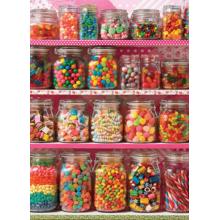 Пазл Cobble Hill, 500 элементов - Полки со сладостями