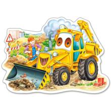Пазл Castorland, 15 элементов - Трактор