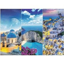 Пазл Trefl, 3000 элементов - Греческие каникулы