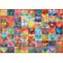 Пазл Schmidt, 1000 элементов - Коллаж. Сердца