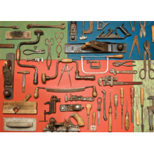 Пазл Cobble Hill, 500 элементов - Инструменты
