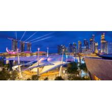 Пазл Castorland, 600 элементов - Сингапур