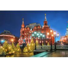 Пазл Castorland, 1000 элементов - Исторический музей, Москва