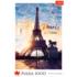 Пазл Trefl, 1000 элементов - Париж на рассвете - коллаж