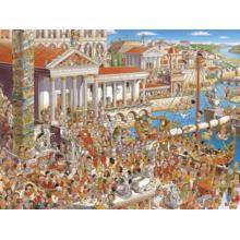 Пазл Heye, 1500 элементов - Древний Рим